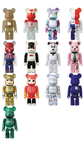 ActionCity Live: BE@RBRICK Series 40 - Case of 24 Blind Boxes - ActionCity