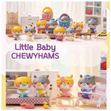 Pop Mart Little Baby ChewyHams Series - Case of 8 Blind Boxes - ActionCity