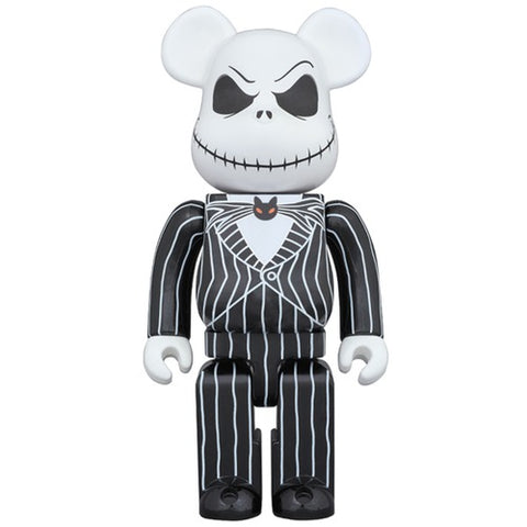 BE@RBRICK Jack Skellington 1000% - ActionCity