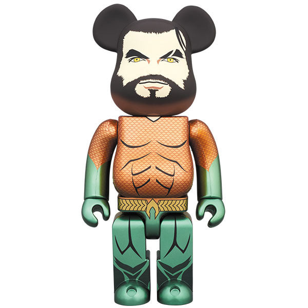 BE@RBRICK Aquaman 400% - ActionCity