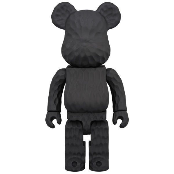BE@RBRICK Fragment Design 400% Carved Wooden - ActionCity