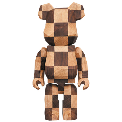 BE@RBRICK Fragment Design 400% Polygon Chess - ActionCity