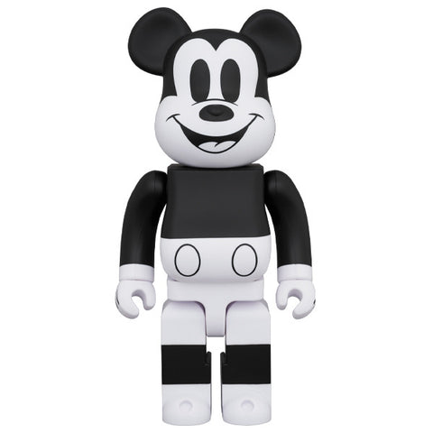 BE@RBRICK Mickey Mouse (B&W 2020 Ver.) 1000%