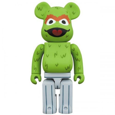 BE@RBRICK Oscar The Grouch 1000% - ActionCity