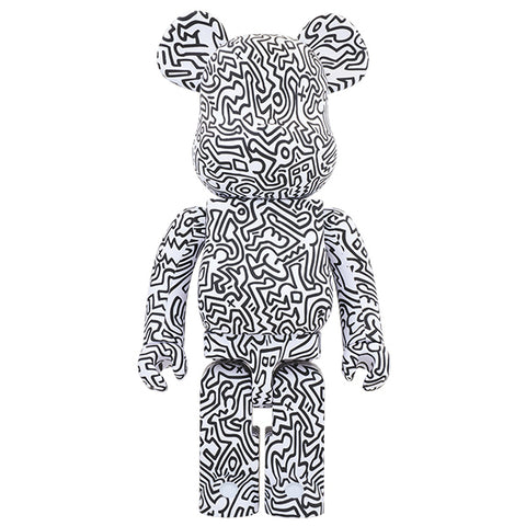 BE@RBRICK Keith Haring #4 1000% - ActionCity