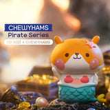 ActionCity Live: Pop Mart Chewyhams Pirate - Case of 8 Blind Boxes - ActionCity