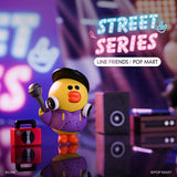 ActionCity Live: Pop Mart LINE Friends Street Series - Case of 12 Blind Boxes - ActionCity