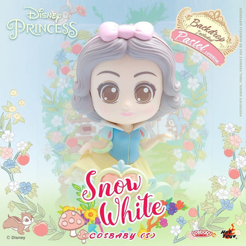 COSB807 - Snow White Cosbaby (S) (Pastel Version)