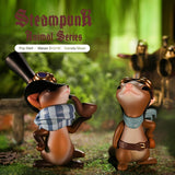 ActionCity Live: Pop Mart Steampunk Animal Series - Case of 12 Blind Boxes - ActionCity
