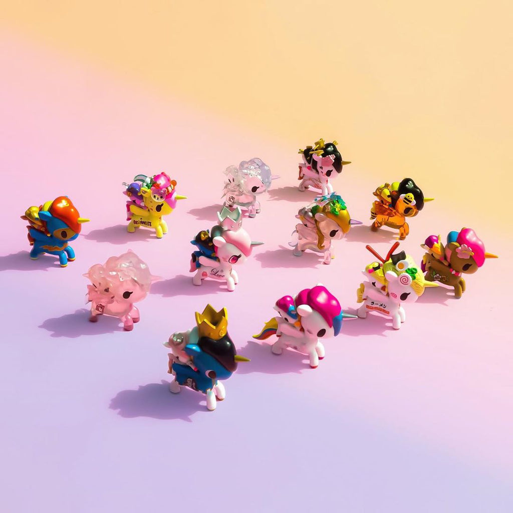 ActionCity Live: tokidoki Unicorno Bambino Series 1 - Case of 12 Blind Boxes - ActionCity