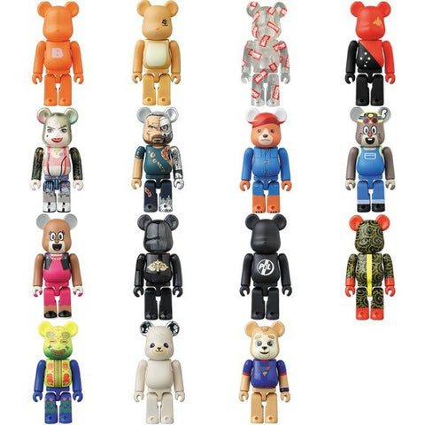 BE@RBRICK Series 39 - Case of 24 Blind Boxes - ActionCity