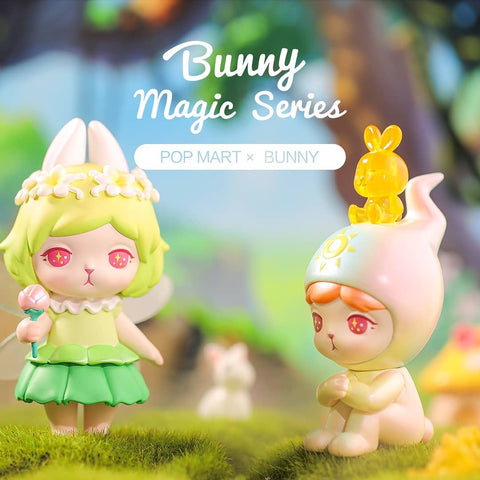 Pop Mart Bunny Magic Series