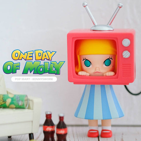 Pop Mart One day Of Molly Series