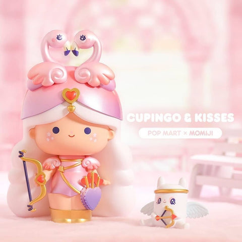 Pop Mart Momiji Cupingo & Kisses