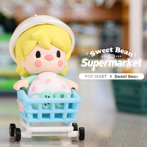 Pop Mart Sweet Bean Supermarket Series