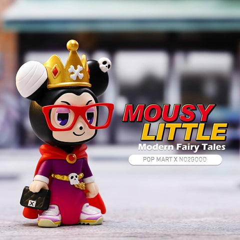 Pop Mart Mousy Little Modern Fairy Tales Series
