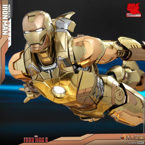 MMS586D36 - Iron Man 3 - 1/6th scale Iron Man Mark XXI (Midas) [Hot Toys Exclusive]