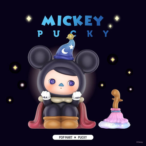 Pop Mart Mickey Pucky