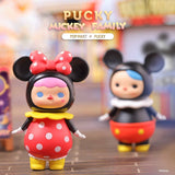 Pop Mart Pucky Mickey Family Series