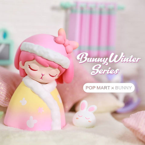 Pop Mart Bunny Winter Series