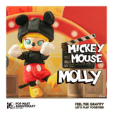 Pop Mart Molly Mickey BJD