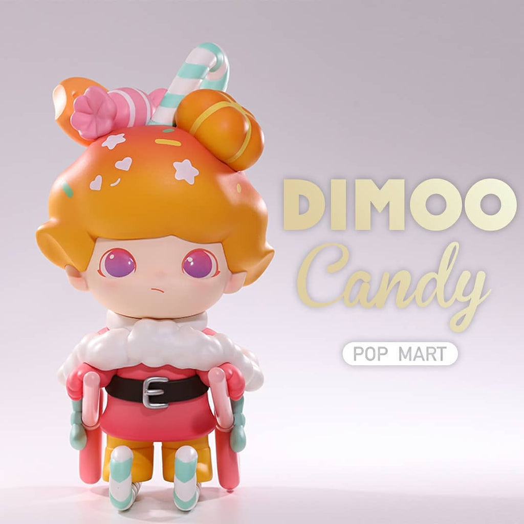 Pop Mart Dimoo Candy