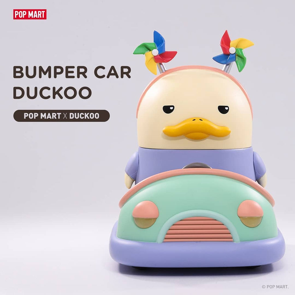 Pop Mart Duckoo Bumper Car