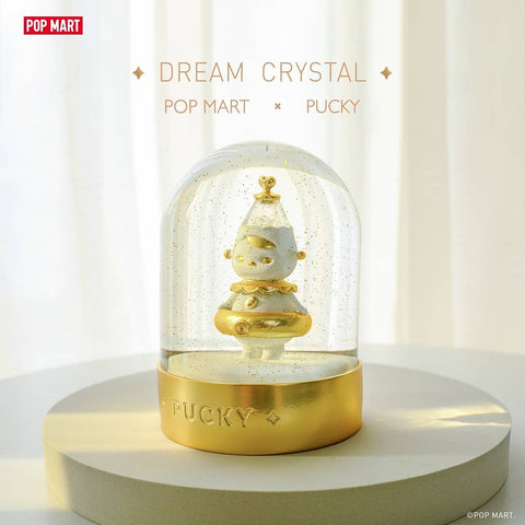 Pop Mart Pucky Dream Crystal