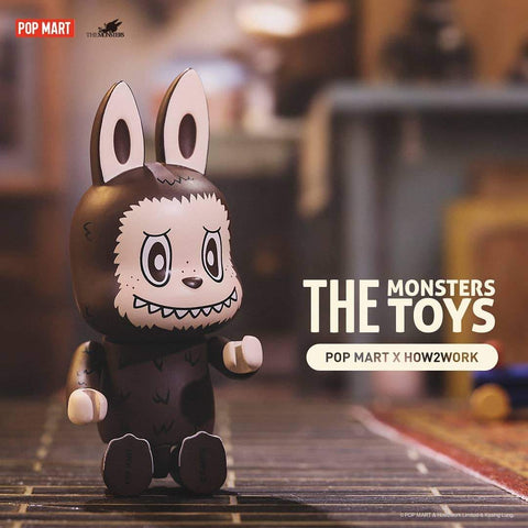 Pop Mart The Monsters Toys Series