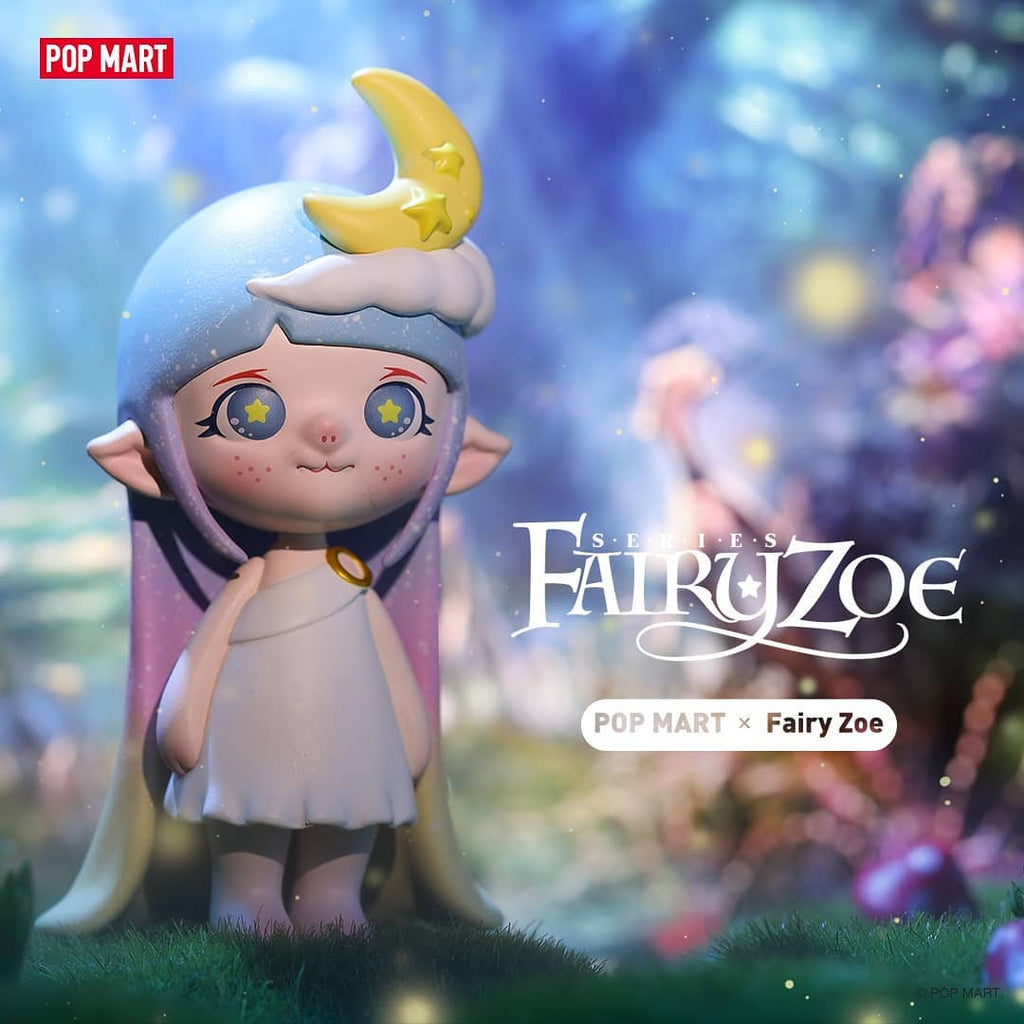 Pop Mart Zoe Fairy Series