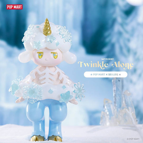 Pop Mart Satyr Rory Twinkle Alone