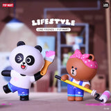 Pop Mart Line Friends Lifestyle Series