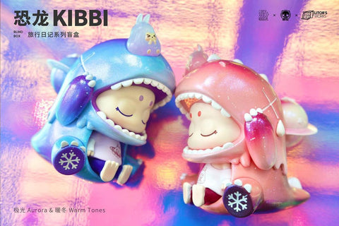 Litor's Works Umasou! X Hey Dolls 恐龙 KIBBI Dinosaur Vlog Series