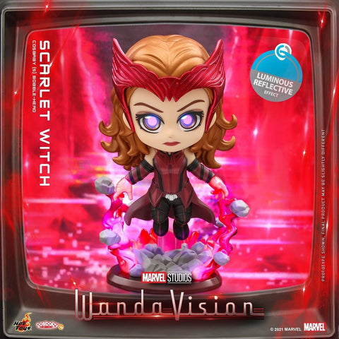 COSB851 - Scarlet Witch Cosbaby (S) Bobble-Head