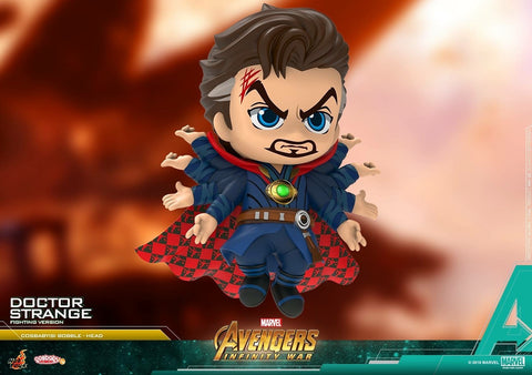 COSB494 - Doctor Strange (Fighting Version) Cosbaby (S) - ActionCity