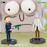 ActionCity Live: Rick And Morty - Case of 8 Blind Boxes - ActionCity