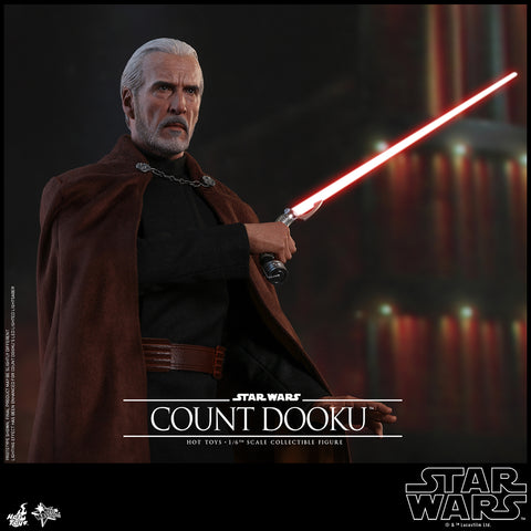 MMS496 - Star Wars Episode II: Attack of The Clones - Count Dooku