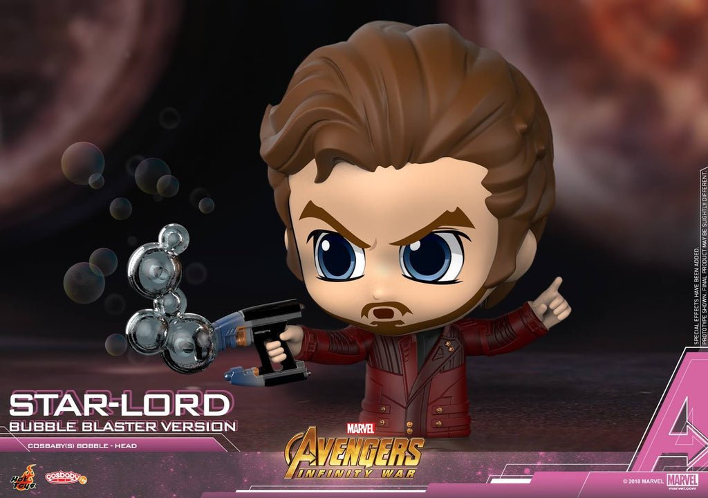 COSB495 - Star-Lord (Bubble Blaster Version) Cosbaby (S) - ActionCity