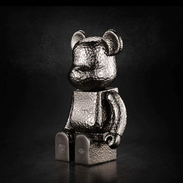 BE@RBRICK Royal Selangor Carbonado Diamond Colour Version 400% - ActionCity