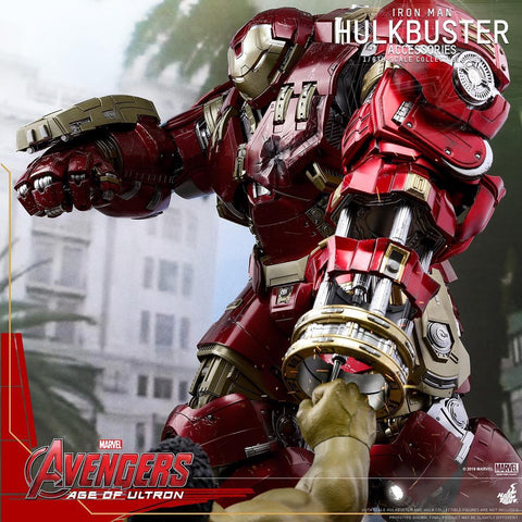 ACS006 – Avengers: Age of Ultron – 1/6th scale Hulkbuster Accessories Collectible Set - ActionCity