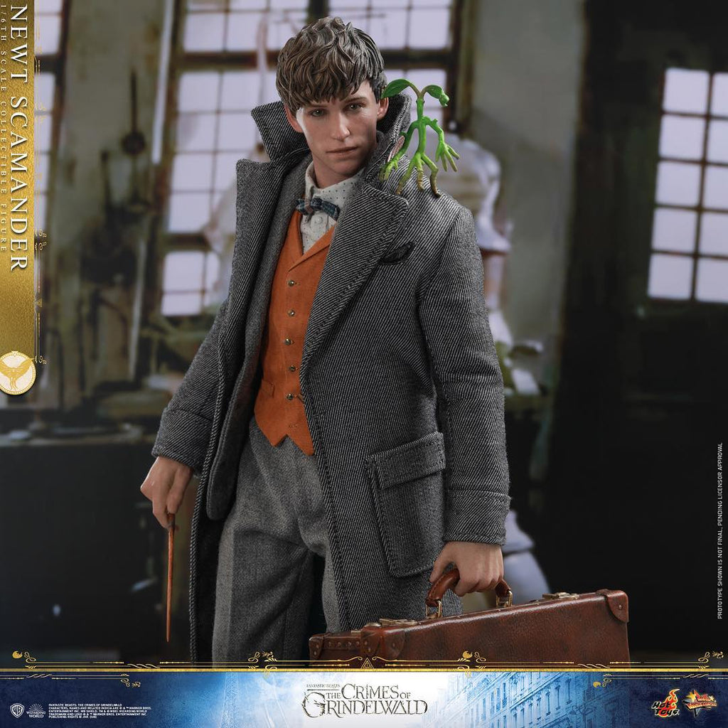 MMS512B - Fantastic Beasts: The Crimes of Grindelwald – Newt Scamander (Special Edition) - ActionCity