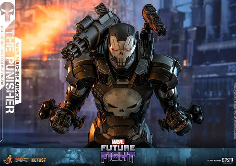VGM33D28 - MARVEL Future Fight - 1/6th scale The Punisher (War Machine Armor) - ActionCity