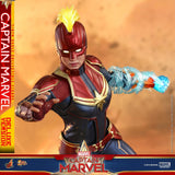 ActionCity Live: MMS522 - 1/6th Scale Captain Marvel Deluxe Version - ActionCity