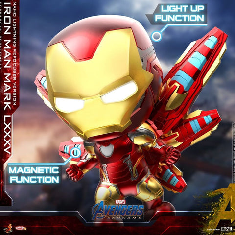 COSB648 – Iron Man Mark LXXXV (Nano Lightning Refocuser Version) Cosbaby (S)