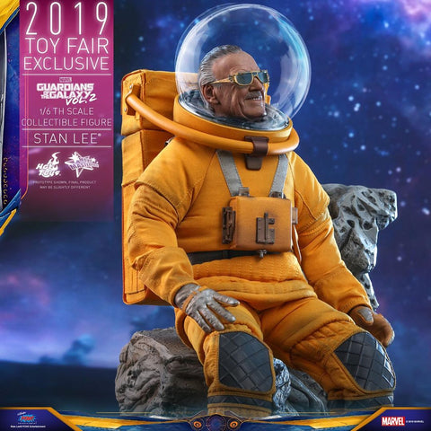 MMS545 - Guardians of the Galaxy Vol. 2 - 1/6th scale Stan Lee <Toy Fair Exclusive>