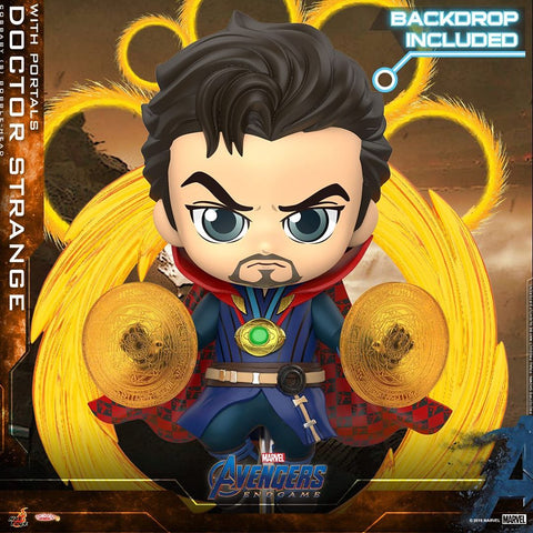 COSB655 – Doctor Strange with Portals Cosbaby (S) - ActionCity