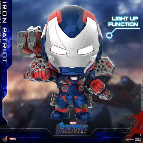 COSB656 – Iron Patriot Cosbaby (S) - ActionCity