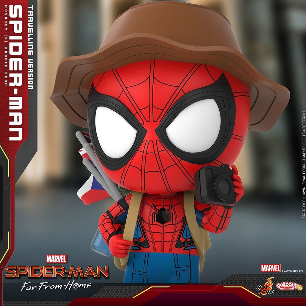 COSB672 – Spider-Man: Far From Home - Spider-Man (Travelling Version) Cosbaby (S)