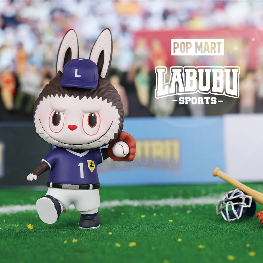 Pop Mart Labubu Sports Series - Case of 12 Blind Boxes