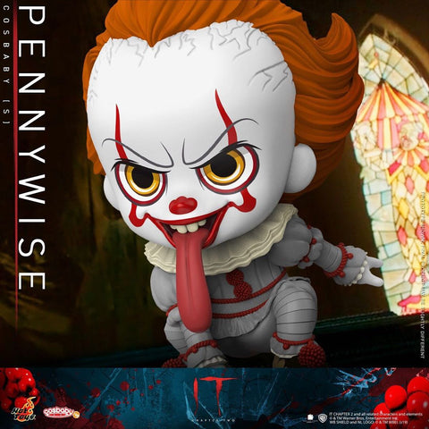 COSB686 - Pennywise Cosbaby (S) - ActionCity